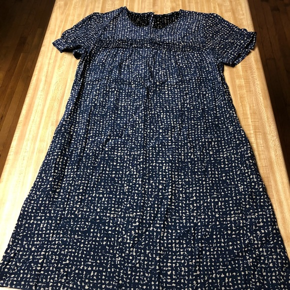 J. Crew Dresses & Skirts - J Crew blue dress